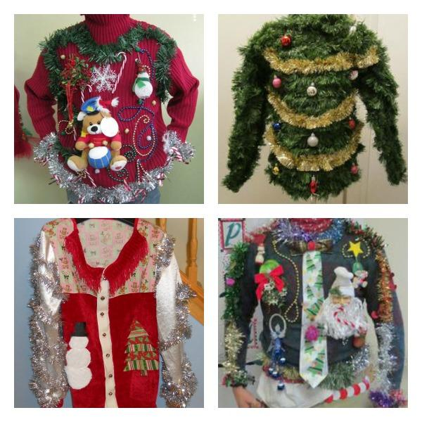 Ugly Sweater Ideas Christmas Party Part - 44: Ugly-sweater-pic